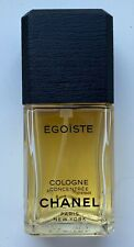 CHANEL EGOISTE COLOGNE 50 ML 1.7 FL OZ VINTAGE