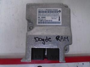 Dodge Ram Airbag Control Module (P56054193AA)