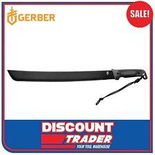 Gerber Gator Bush Machete with Sheath 31002848 - 31-002848