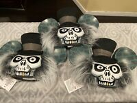 New Haunted Mansion Hatbox Ghost Mickey Ears Disney Park Exclusive Disneyland
