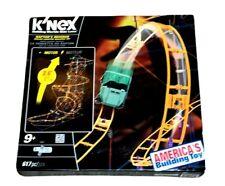 K'Nex Raptor's Revenge Roller Coaster Building Set Complete Set with Manual