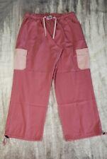 Dress-A-Med Scrub Pants Xl Pink Drawstring Waist