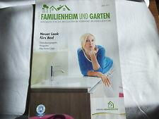 Zeitschrift: Familienheim und Garten. März 2017