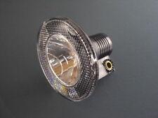 Halogen Scheinwerfer 6 Volt 2,4 Watt mit Reflektor und Prüfzeichen für Fahrräder