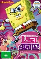 Spongebob Squarepants - Spongebob's Last Stand DVD : NEW