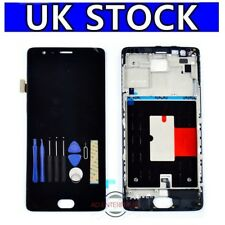 "OEM One PLUS 3 THREE 1+3 A3000 5.5"" Black LCD Touch Screen Digitizer Display"