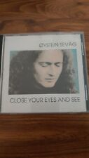 OYSTEIN SEVAG - Close Your Eyes And See - CD - **Excellent Condition**