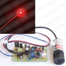 650nm 660nm 100mW Red Laser Dot Diode Module Focusable 5V AC DC with Driver out