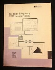 Hewlett Packard HP 5091-5378E High Frequency CAE Design Forum Manual