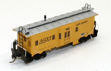 Athearn 74674 N de M Bay Window Caboose 123015  HO