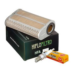 Filtro aria HifloFiltro HFA1618 candele NGK CR9EH-9 Honda CBR/CBF 600 N/S/F