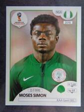 Panini World Cup 2018 Russia - Moses Simon Nigeria No. 348