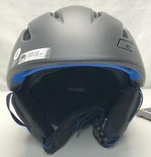 Giro Nine MIPS Snowboard Snow Ski Helmet S 52-55cm Matte Black Blue NEW