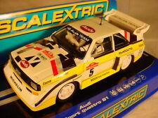 Scalextric Audi Sport Quattro S1 #5 San Remo 1985 Walter Rohl C3410 MB DPR