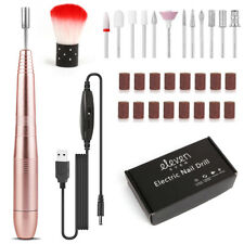 Electric Nail Drill Set File Art Professional Manicure Pedicure Acrylic Manicure