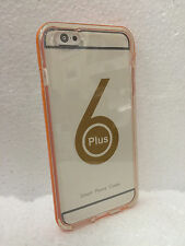 Abyss Light Tube Protective Flash Case OrangeiPhone 6 Plus New