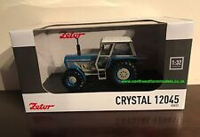 UNIVERSAL HOBBIES 1/32 SCALE ZETOR CRYSTAL 120.45 BLUE (1972) 4985 **IN STOCK**