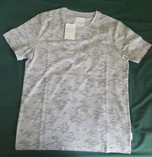 ARMED ANGELS Organic Vegan Eco-fashion Fairtrade T-shirt Sz = Large nudie jeans
