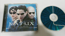 THE MATRIX SOUNDTRACK OST BSO CD 1999 GERMAN EDITION MARILYN MANSON PRODIGY