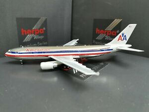 Herpa Premium American Airlines A300-600 N80084 1:200