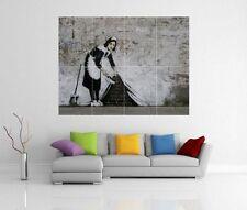 """BANKSY """"criada"""" Arte De Pared Gigante impresión de foto Cartel G126"""