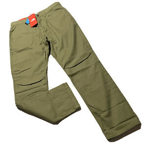 The North Face Men's Size 33 L Long 33x33 Burnt Olive Relaxed Motion Pants NWT
