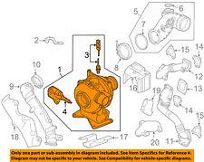 GM OEM-Turbocharger 12677684