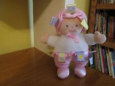 MARY MEYER BABY TAGGIES BABY DOLL
