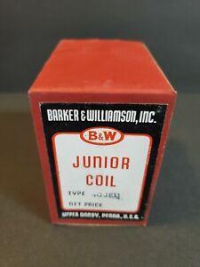 Barker & Williamson B&W 40m JEL Coil Assembly - NOS