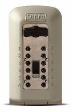 SUPRA C500 Police Approved KeySafe . Outdoor Key Safe