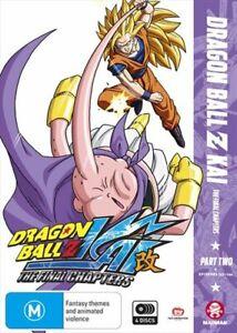 Dragon Ball Z Kai - The Final Chapters - Part 2 - Eps 24-47 DVD