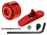 for Mossberg Shotgun 500 590 835 930 935 Slide Safety Mag Follower Kit Red
