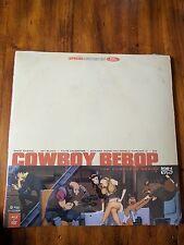 Cowboy Bebop Limited Edition Funimation Exclusive Vinyl Blu-ray/DVD