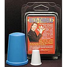 Maxi Thimbles (Blue) - Close-Up - Giochi di Magia