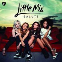 LITTLE MIX - SALUTE (DELUXE EDITION) 2 CD 16 TRACKS INTERNATIONAL POP  NEU