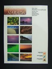 Narada New Age Piano Sampler Paperback