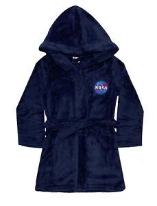 BOYS NASA DRESSING GOWN