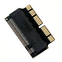 PCI-E x4 M.2 NGFF AHCI NVMe SSD M.2 Converter Adapter for MacBook 2013-2016