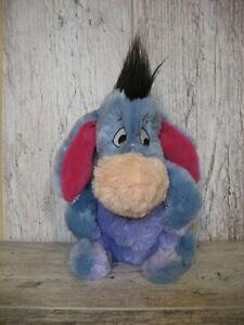 "Disney Store  The Donkey Winnie-The-Pooh Soft Toy Plush 10"" inch"
