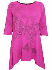 3/4 Sleeve Casual Tops & Blouses for Women