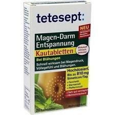 TETESEPT Magen-Darm Entspannung Kautabletten 20 St