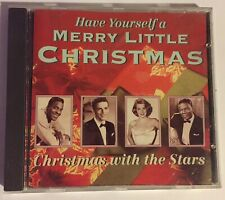 HAVE YOURSELF A MERRY LITTLE CHRISTMAS  CD 20 TRACKS (SOLD FOR CATS PROTECTION)