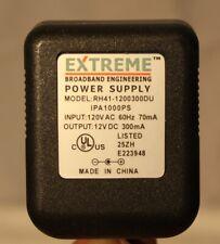 ExtremePower Supply 12V Dc 300mA