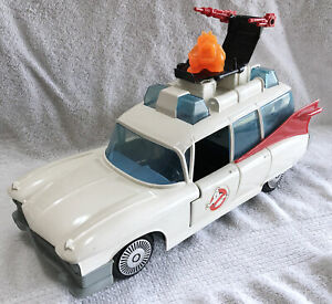 1986 ECTO-1 • 100% COMPLETE • VINTAGE THE REAL GHOSTBUSTERS