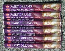 Hem Fairy Dreams Incense 20 Stick Box x 6, 120 Sticks NEW [:-)