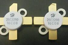 HG(HuaGao) 2PCS 2SC2290 (ALL MATCHED hFE) USA Distributor!