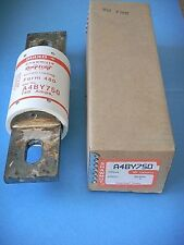 Gould Ferraz Shawmutt Mersen A4BY750 Fuses Amp-trap Current Limiting -750A 600V