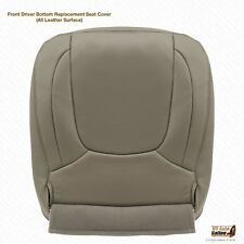 2004 2005 Dodge Ram 2500 Lamarie DRIVER Bottom Replacement Leather Cover TAUPE