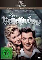 DER BETTELSTUDENT (FILMJUWELEN) - Gerhard Riedmann, Waltraut Haas   DVD NEU