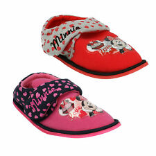 DISNEY MINNIE MOUSE BOARDER GIRLS INDOOR RIPTAPE LOUNGE HOUSE WINTER SLIPPERS